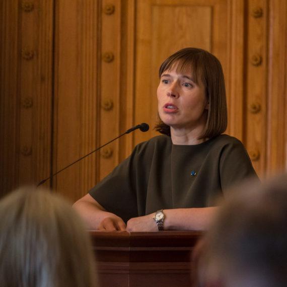 Eesti Noorte Teaduste Akadeemia asutamine
