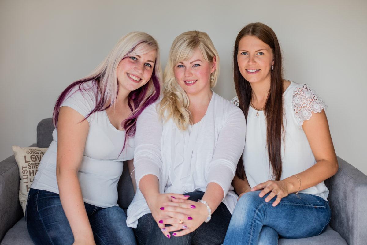 Kolm õde & kolm tütart